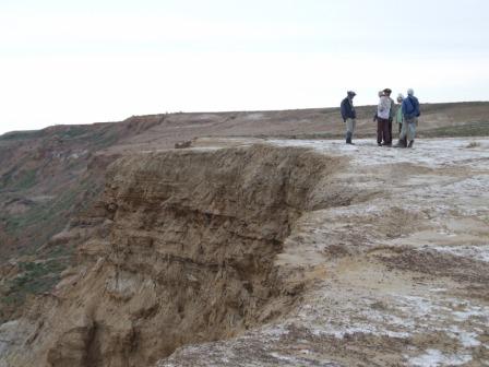Чинк залива Тущебас