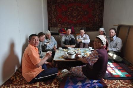 В гостях у Алтынбая
